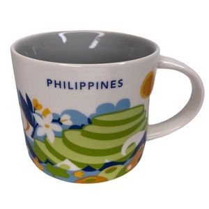Starbucks Philippines you Are Here Coffee Mug Cup